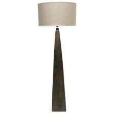 Brown Santai Polyresin Floor Lamp