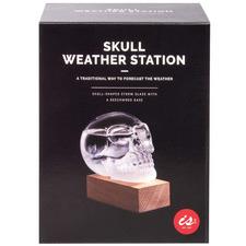 Skull Weather Station