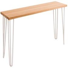 White Legs Molly Tasmanian OakConsole Table