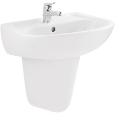 Cetus Ceramic Wash Basin