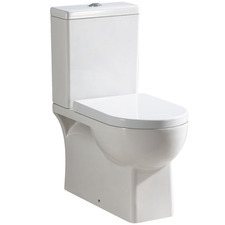 Ascot Back to Wall Toilet