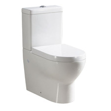 Hartley Back to Wall Toilet Suite