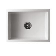 Patri Fireclay Single Bowl Butler Sink