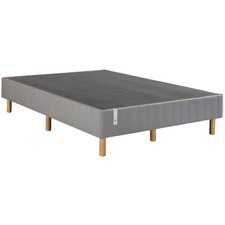 40cm Grey Quick Snap Bed Base