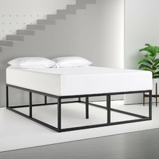 Pilato Steel Bed Frame
