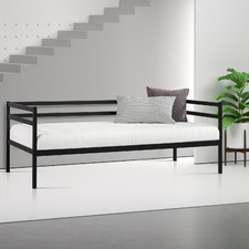 Twin Rail Single Daybed Frame