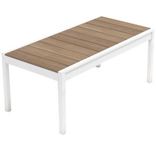 Pablo Steel Outdoor Coffee Table