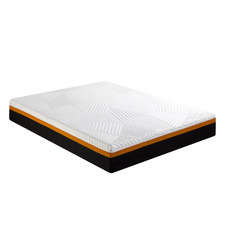 Leanne 25cm Hybrid Pocket Spring Memory Foam Mattress