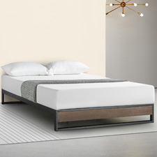 Venkata Upholstered Bed Base