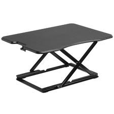 Black Auricia Desk Riser