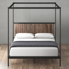 Walter Canopy Bed Frame