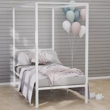 Single Cytus Canopy Kid's Bed Frame