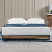 Low Rise Ironline Platform Bed
