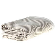Chevron Alice Cotton Blend Throw