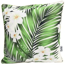 Frangipani Outdoor Cushion