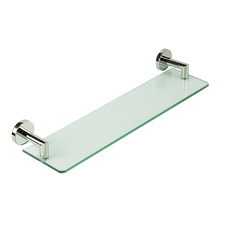 Symphony Bathroom Glass Shelf