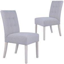 Seattle Upholstered Dining Chairs (Set of 2)