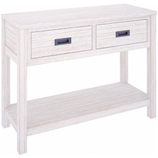 Notting Hill 2 Drawer Console Table