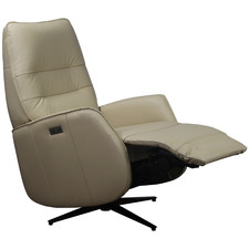 Livingstone Leather Lift Recliner Chair