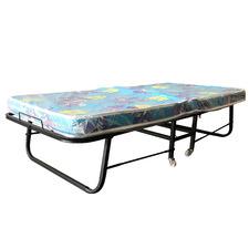 Black Alfie Single Folding Bed Frame