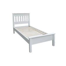 White Stockman Bed