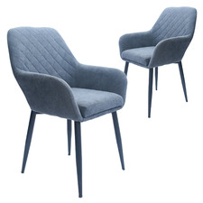 Nathaniel Upholstered Dining Chairs (Set of 2)