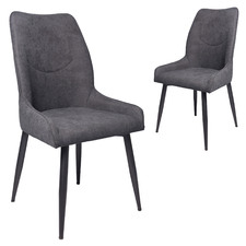 Bensley Upholstered Dining Chairs (Set of 2)
