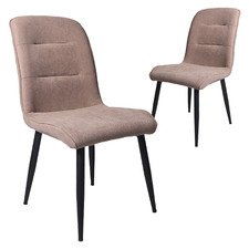 Elise Upholstered Dining Chairs (Set of 2)