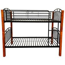 Calder Steel Single Bunk Bed