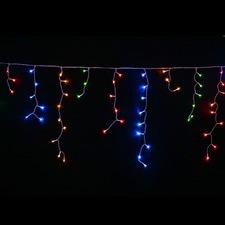 960 Multi-Coloured LED Icicle Fairy Lights