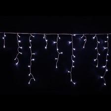 960 White LED Icicle Fairy Lights