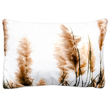 Toi Toi In The Breeze Cotton Cushion