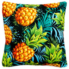 Pineapple Punch Outdoor Cushion