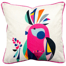 Galah Artist Lab Cotton-Blend Cushion