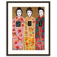 Lee Li Lo Framed Wall Art
