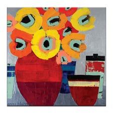 Hannah's Pots Printed Wall Art by Anna Blatman