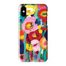 Joletta iPhone Case by Anna Blatman