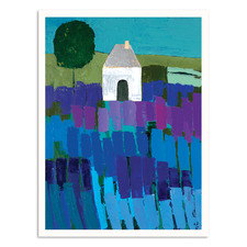Adelaide Hills Printed Wall Art by Anna Blatman