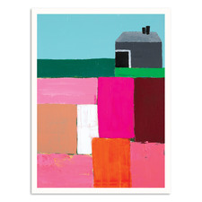 Red Hill Estate Printed Wall Art