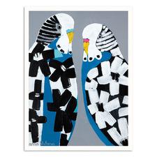 Mrs. & Mr. Jones Printed Wall Art