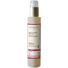 Aphrodisiac Organic Aromatherapy Massage Oil