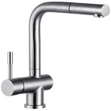 Mars Pull-Out Kitchen Sink Mixer Tap