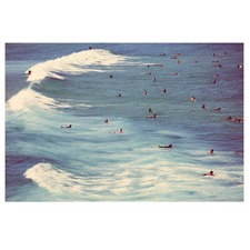 Bondi Surf Printed Wall Art