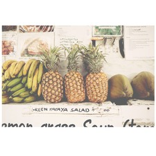 Kauai Fruit Printed Wall Art