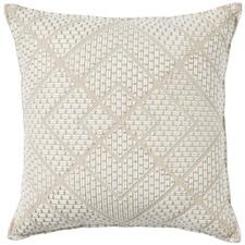 Cream Tarifa Cotton Cushion