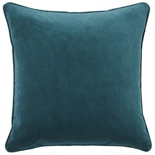 Plain Bold Zoe Velvet Cushion