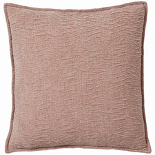 Rippled Alexis Velvet Cushion
