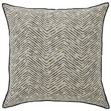 Onyx Carillo Linen Cushion