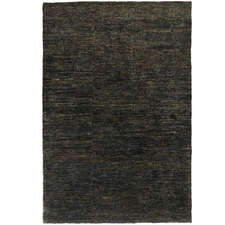 Forest Bonsai Hand-Woven Wool & Jute Rug