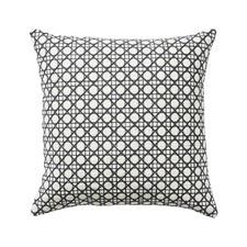Onyx Rattan Cotton Cushion